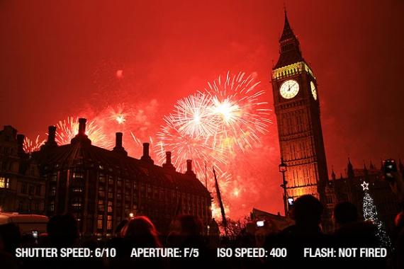 красивые новогодние фотографии