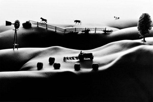 Bodyscapes by Allan Teger (Необычные пейзажи Алана Тигера) - №6