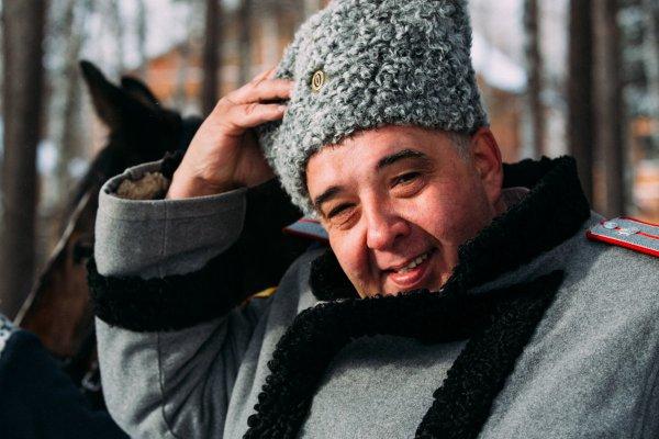 Александр Андриенко - Атаман всея Югры