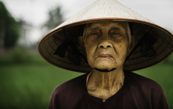 Фермер, Вьетнам - чувства и эмоции человека