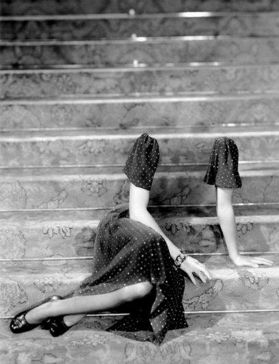 Прекрасные фото-манипуляции бельгийского художника Ноэ Сендаса (Noé Sendas) - №7