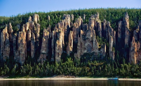 красивые места России природа