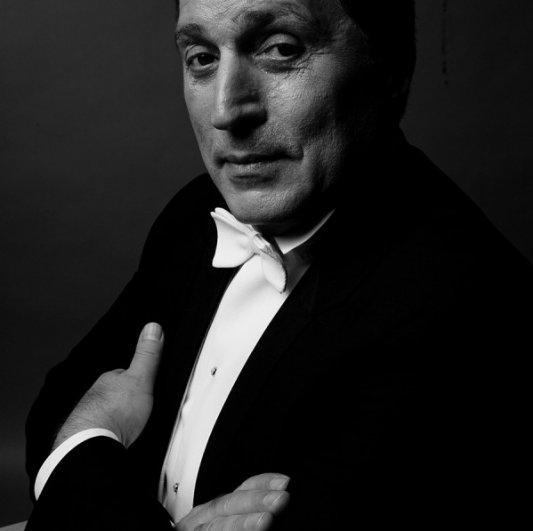 Патта Бурчуладзе, оперный певец   Фото © Алексей Никишин