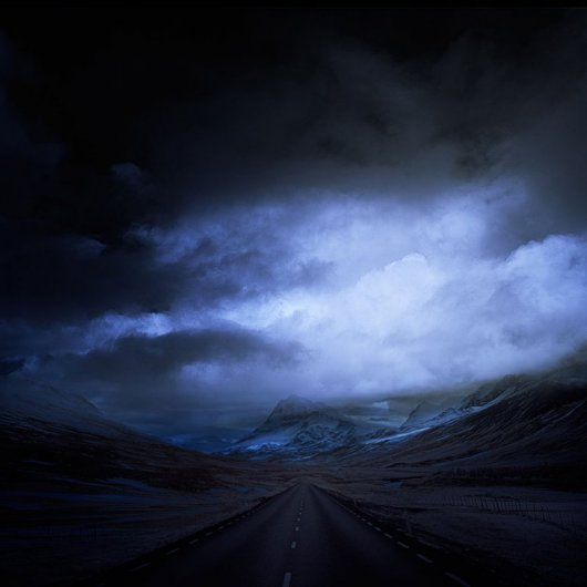 красивая дорога фото