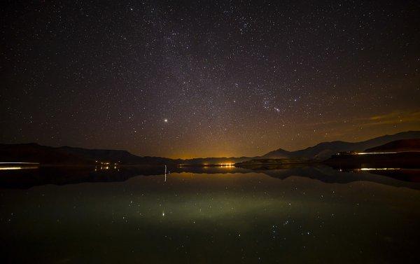 фото звёздного неба посмотреть 2