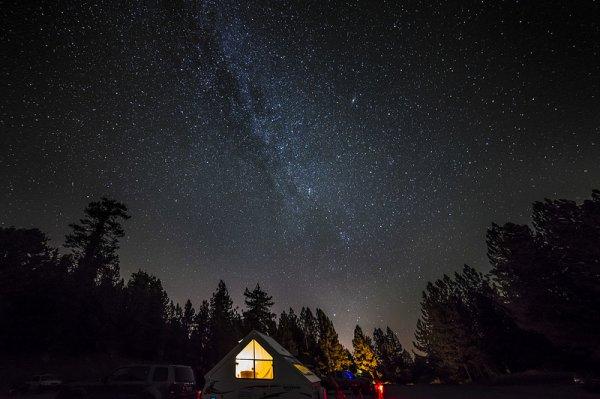 фото звёздного неба посмотреть 10