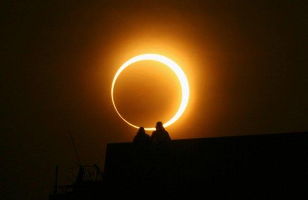 явления солнечной системы