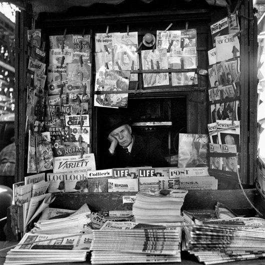 """Фотограф Вивиан Майер (Vivian Maier) (рубрика """"Вдохновение"""") - №2"""
