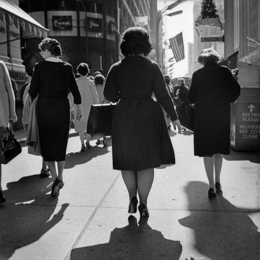 """Фотограф Вивиан Майер (Vivian Maier) (рубрика """"Вдохновение"""") - №6"""