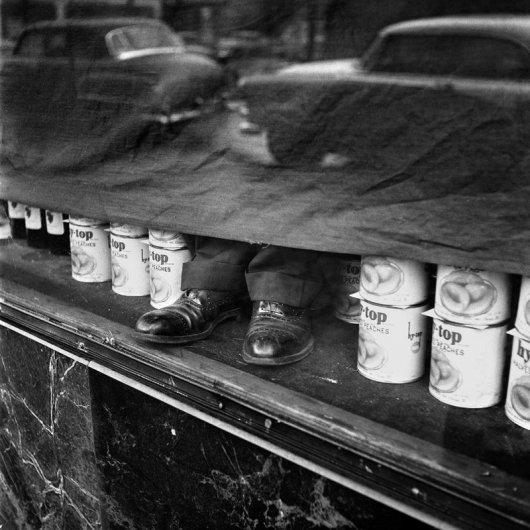 """Фотограф Вивиан Майер (Vivian Maier) (рубрика """"Вдохновение"""") - №37"""