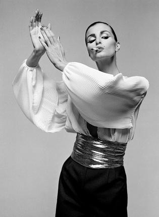 Джан Паоло Барбьери. Аполлония. Vogue Italia. 1980. © GIANPAOLOBARBIERI. Courtesy Gian Paolo Barbieri