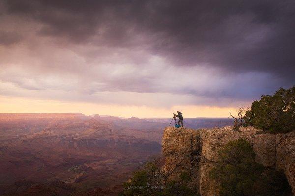 как стать профессиональным фотографом - Автор фото: Майкла Шэйнблум