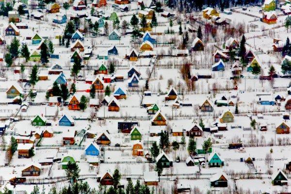 © Федор Савинцев - Фотографии без фотошопа