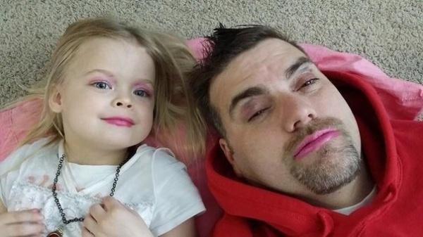 - У меня есть дочь, поэтому я буду прекрасен всегда!!! ;)) - №2