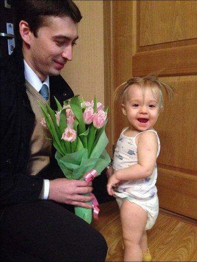 - У меня есть дочь, поэтому я буду прекрасен всегда!!! ;)) - №18