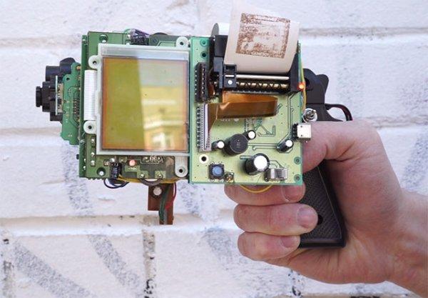 камеры мгновенной печати