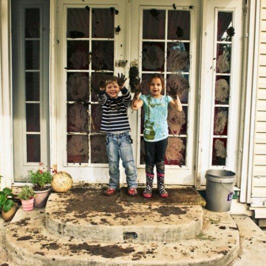 радость дети фото