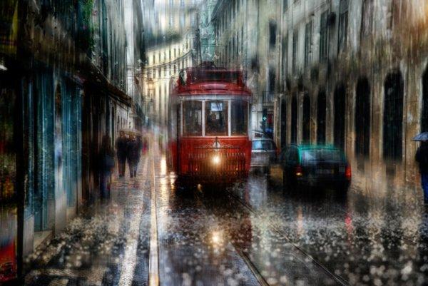 Эдуард Гордеев - Лиссабонский трамвай