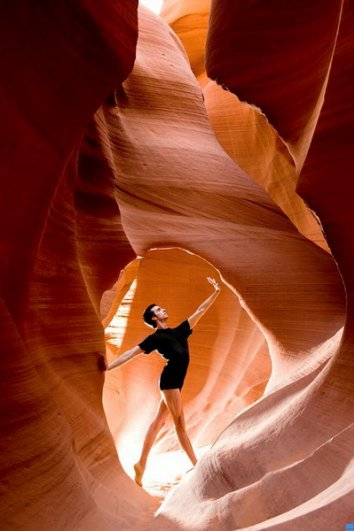 Photographer Rachel Neville Dance Location 1