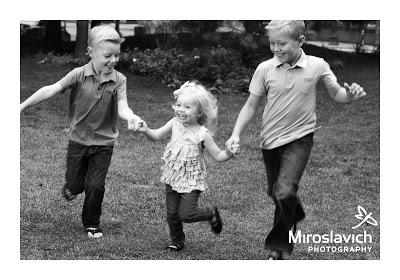 значение эмоций в жизни человека: бегущие дети
