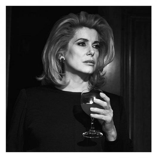 красивые черно-белые портреты знаменитостей 12