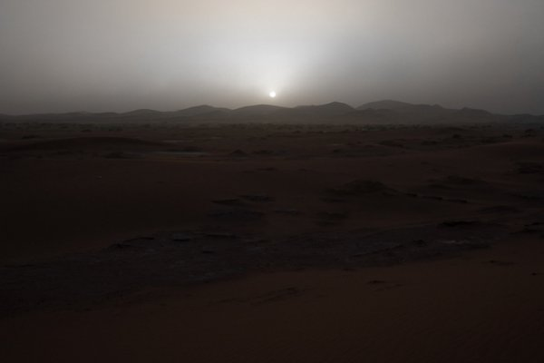 фото поверхности Марса