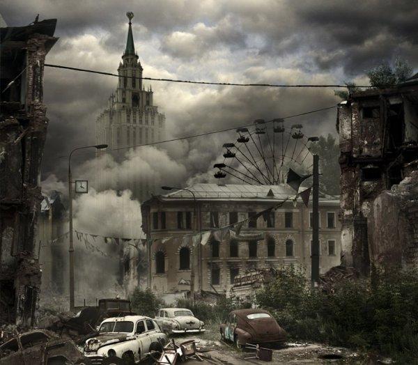 Улица Побед. Автор: Борис Соломатин