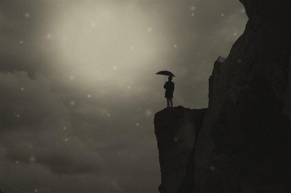 Фото одиночества