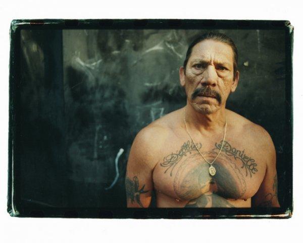 Портреты знаменитостей – Дэнни Трехо (Danny Trejo)
