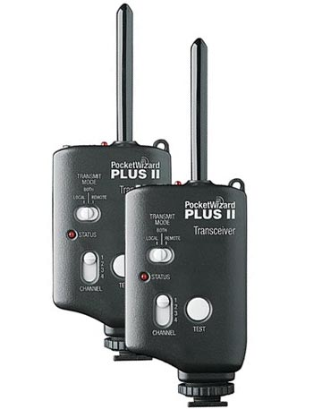 профессиональное осветительное оборудование – радиосинхронизаторы