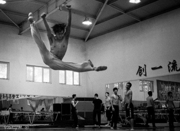 Vitaliy Mytnik - Dancer