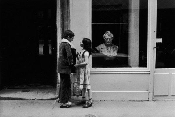 Париж, 1980