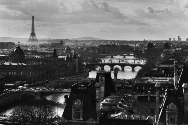 Париж, 1991