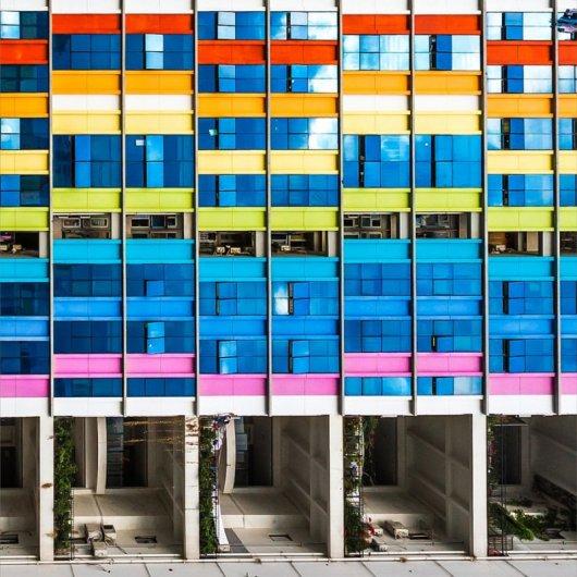 фото архитектурных сооружений в цвете