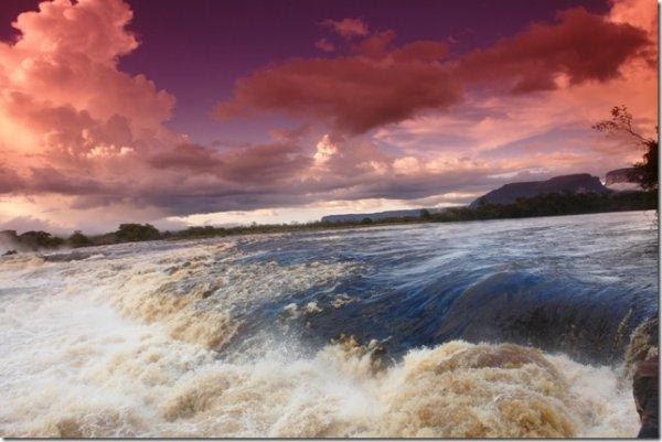 фото водопада Анхель 4