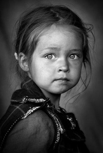 Celtic girl. Автор фото: Roman Mordashev