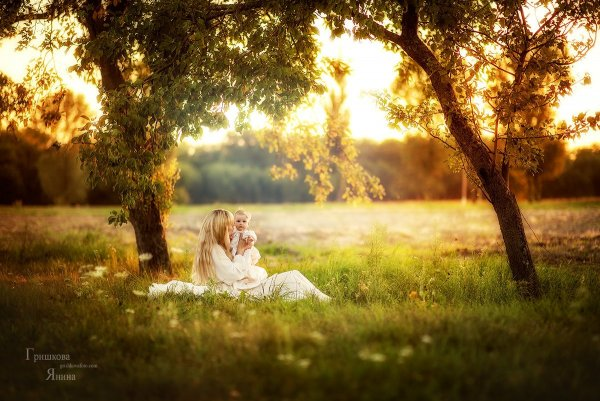о счастье... Автор фото: Янина Гришкова