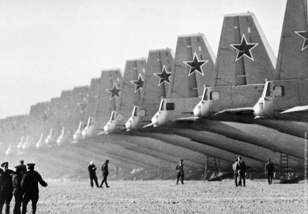 1970-е — расцвет советской авиации!