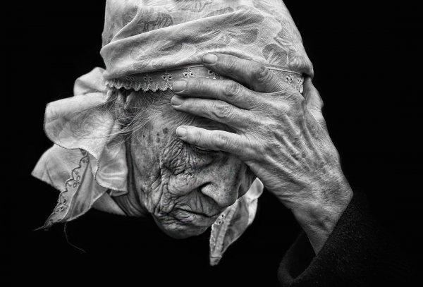Моё уходит время... Автор фото: Анна Корсакова