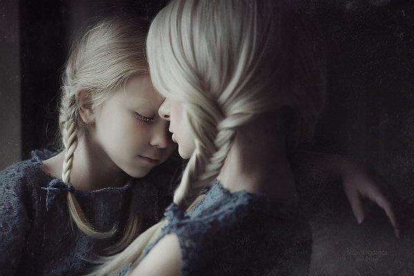 Две сестры. Автор фото: Надежда Шибина