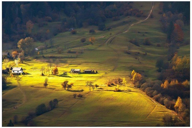 осенние фотографии – Автор Андрій Кізима