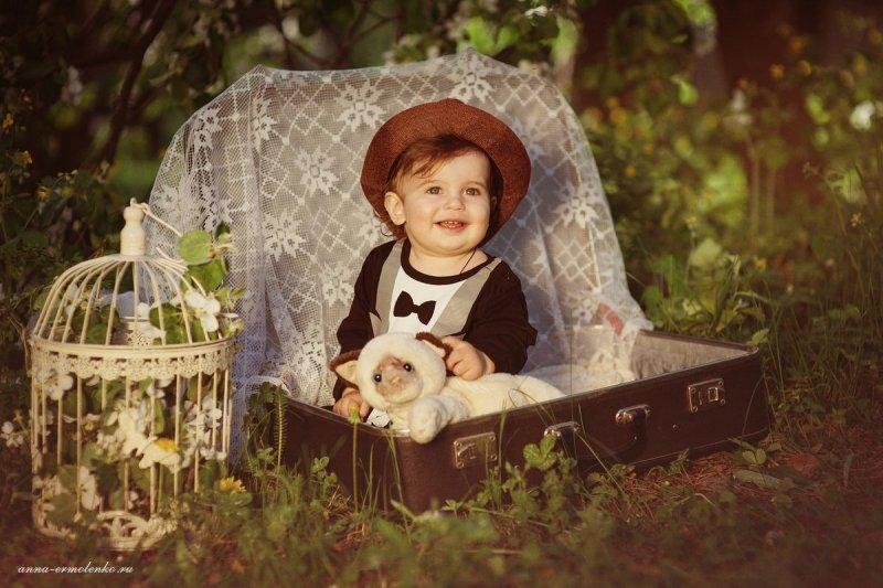 Автор: Анна Ермоленко – фото младенцев