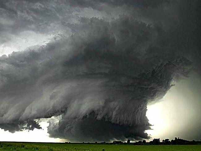 фото тайфуна и урагана 5