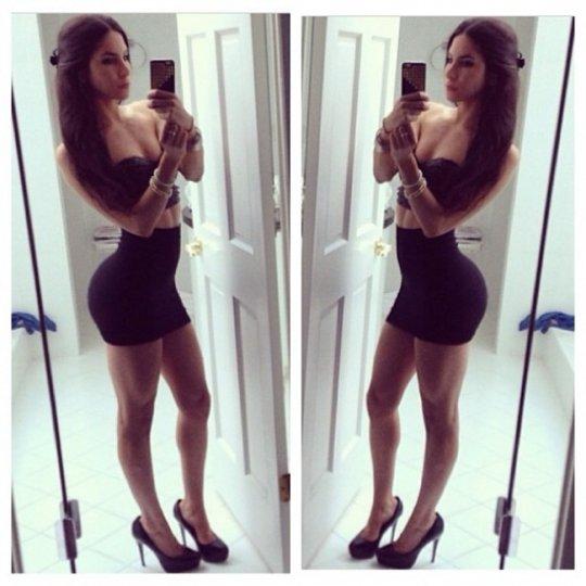 известная девушка Instagram 16