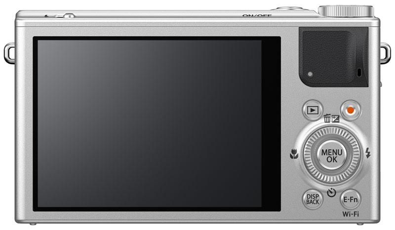 Обзор камеры Fujifilm XQ1 7