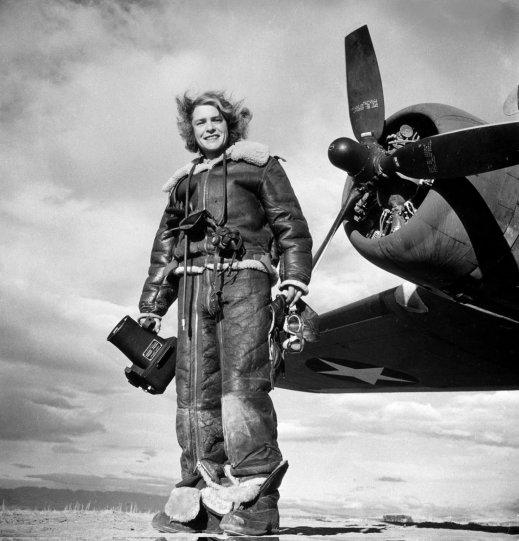 Маргарет Бурк-Уайт (1904–1971)