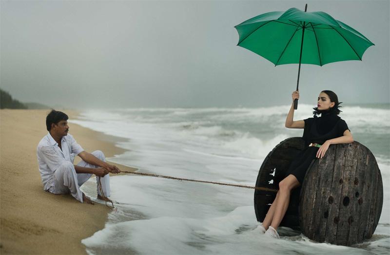 Самый необычный fashion-фотограф современности Eugenio Recuenco - №17