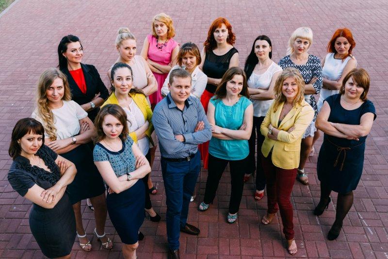Как фотографировать групповой портрет?