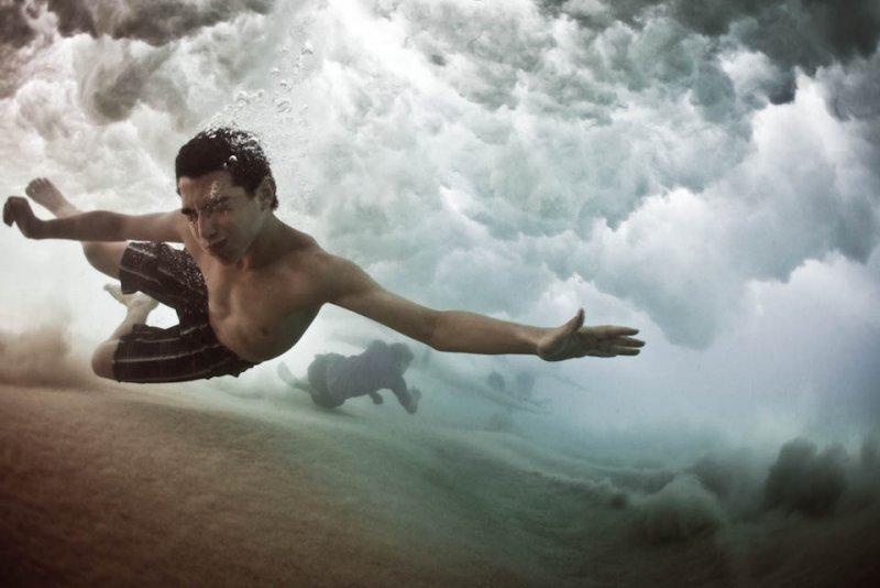 Марк Типпл - Под водой - №1