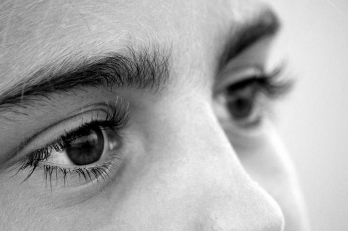 Как фотографировать глаза?